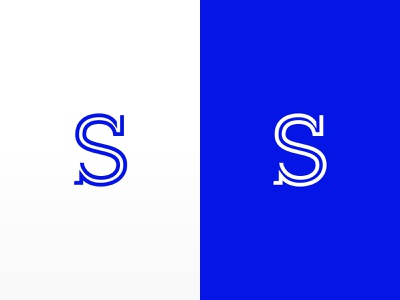 Squper vector logo design branding