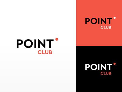 POINT vector logo design branding