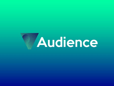 Audience - var1 vector logo design branding