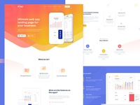 Drop - Multipurpose PSD Template
