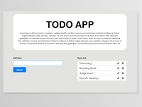 Todo Web Design