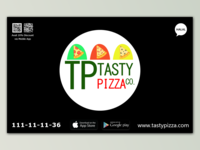 Tasty Pizza Design