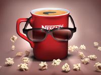 Nescafe cinema