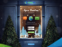Cosmote Christmas Campaign