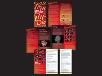 Theatre Company Brochure
