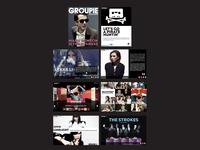 Music Magazine design