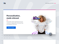 Personalisation web graphic