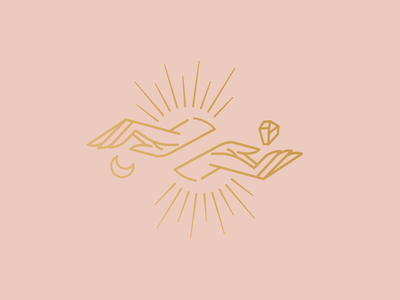 Fun Hand(s) Illustration vector hands design color branding illustration logo illustrator