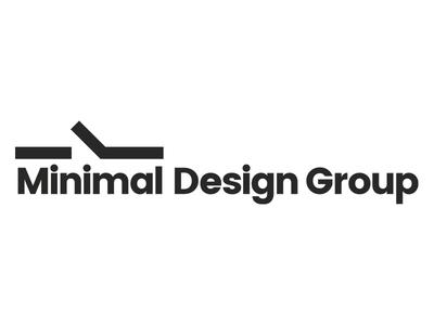 Minimal Design Group modern minimal brand and identity shapes brand inspiration vector fun icon geometric typography identity illustrate design color type logo design branding illustrator logo