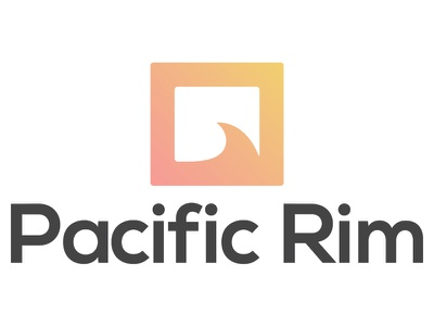 Pacific Rim shapes brand and identity inspiration brand vector fun icon geometric typography identity illustrate design color type logo design branding illustration illustrator logo