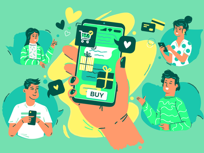 Online shopping and human values: a global Facebook study illustration