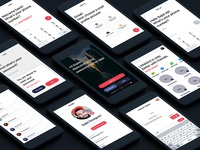 Littlebird Redesign dating App design