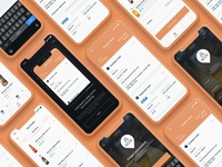 Beer e-commerce app design