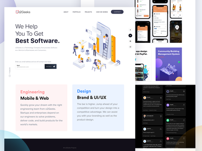 o2Geeks coming soon website ✌🏼 product designer creative designer gigs designer site screen fiverr designer freelancer app design islamabad designer coming soon o2geeks landing vector ux branding web typography ui mockup design