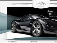 Aero Automotive Website