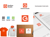 Grafton Studio Rebrand