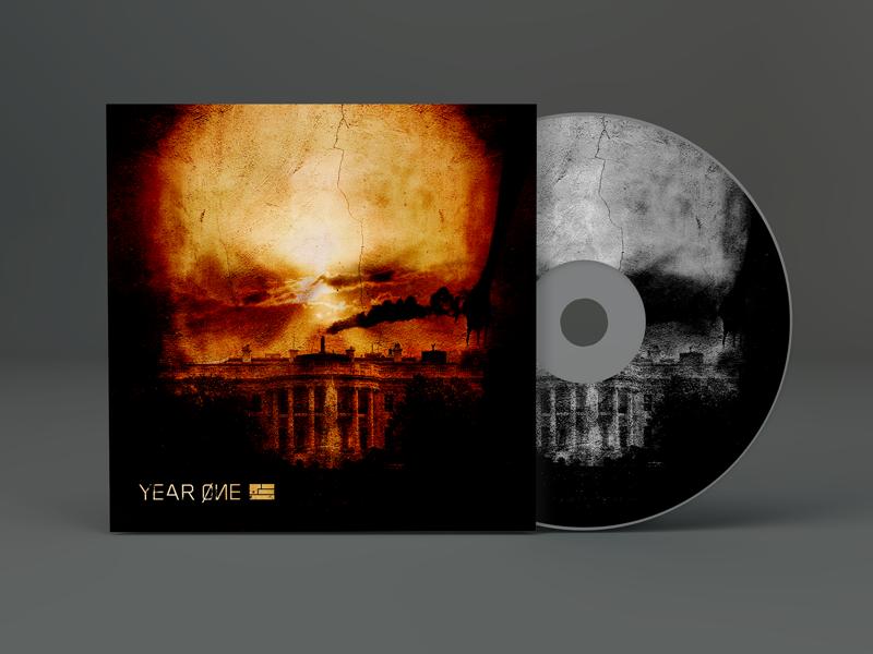 Nine Inch Nails: Year One Album Art year one nine inch nails nin album art