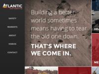 Atlantic Coast Dismantling Website