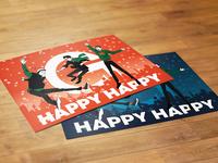 Grafton Studio Holiday Postcards 2015