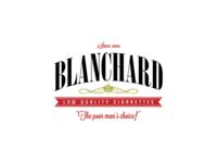 Blanchard Cigarettes Logo