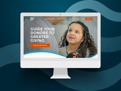 Rising Tide Direct Website ui ux responsive web design marketing