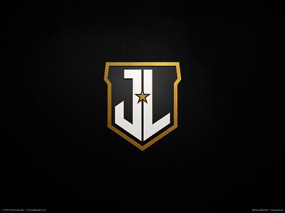 Justice League Logo justice league comic book branding brand logo