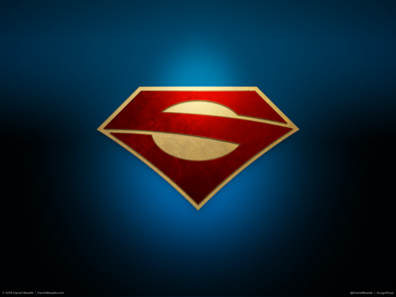 Superman Logo superman comic book branding brand logo