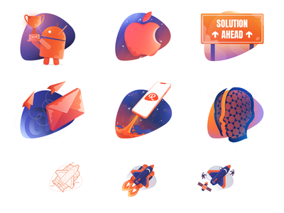 Reinvently Illustrations