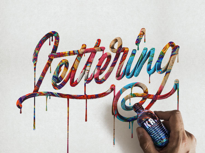 Insta lettering 1500