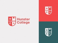 Hunster college logo