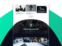 Videography Website