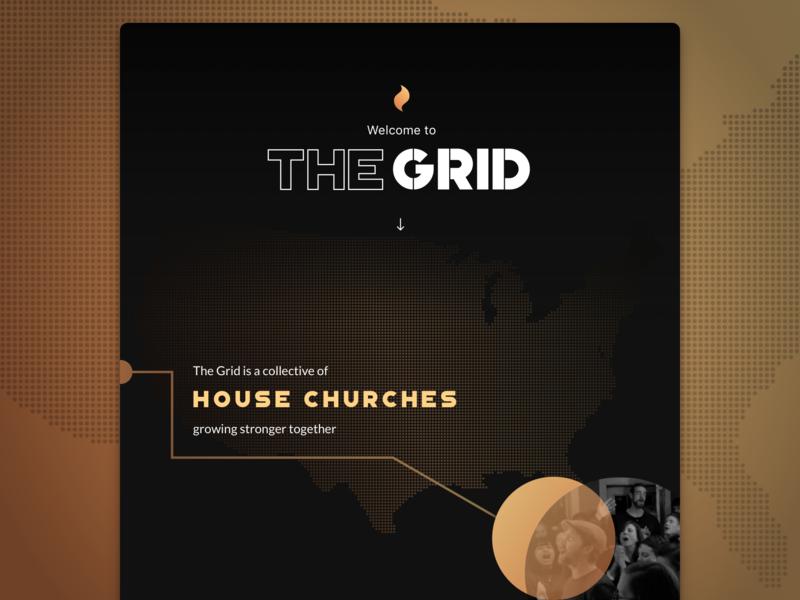 The Grid — House Church Network religion worship house church the grid map grid website church design church