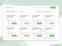 User Interviews Dashboard