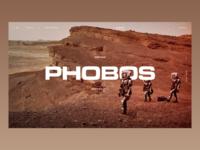 Phobos Moon Base