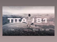 Titan 81 Moon Base
