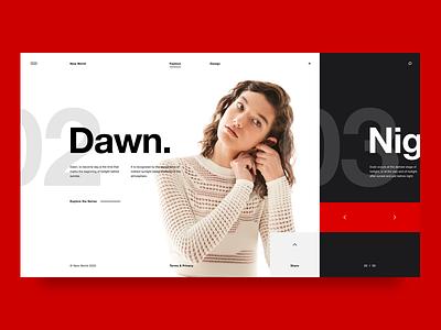 Dawn xd design interface ui ux