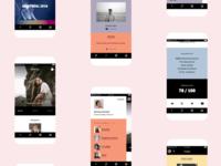 Red Bull Music iOS App