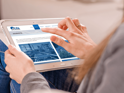 AlfaaUV responsive design mobile friendly web design wordpress