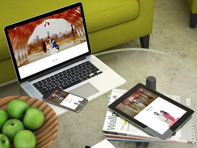 Wedding Website Design   Team Capsicum Mediaworks