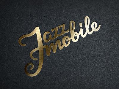 Jazz band logo music jazz logo lettering