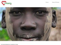 Heart Ethiopia Website Design