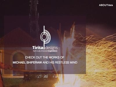 Tirita  Revamp Website
