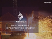 Tirita  Revamp Website