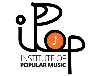 Logo For Music School IPOP