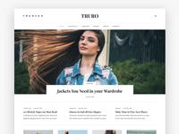 Truro WordPress Theme
