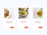 Online Food Walk-Through