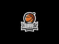 Logo for Squirrels 3x3 Tournament