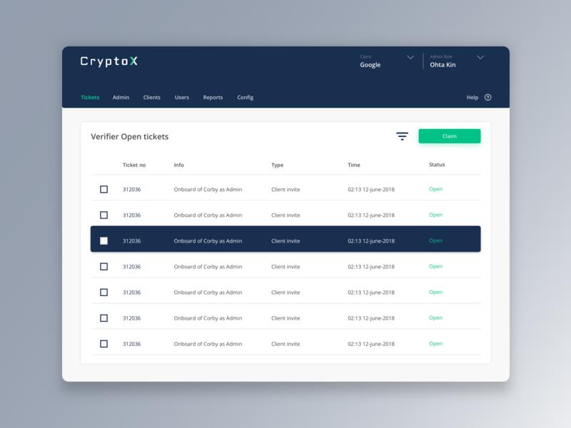 CryptoX - Cryptocurrency Exchange Platform crypto trading dribbble design ui dribbble best shot visualdesign conception