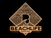 BeachLife Logo Illustration