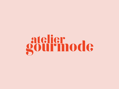 Atelier Gourmode Logo